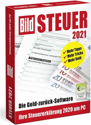 Bild Steuer 2021 (für Steuerjahr 2020)