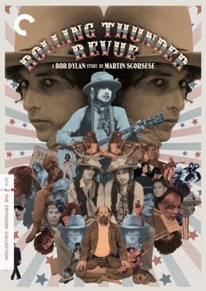 Rolling Thunder Revue - A Bob Dylan Story By Martin (Widescreen)