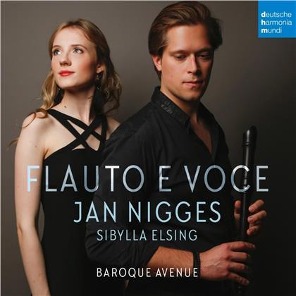 Jan Nigges - Telemann - Fasch - Händel