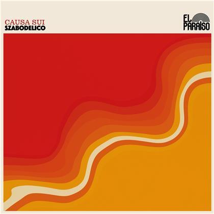Causa Sui - Szabodelico (2 LPs)