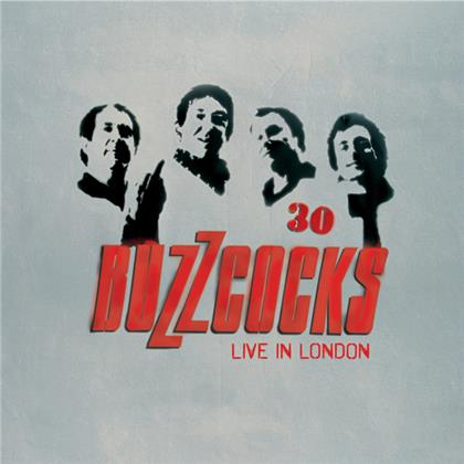 Buzzcocks - 30 (Live In London) (Red Vinyl, 2 LPs)