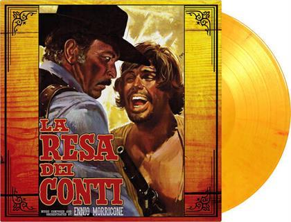 Ennio Morricone (1928-2020) - La Resa Dei Conti Ost (Big Gundown) - OST (2020 Reissue, Limited, Music On Vinyl, Yellow/Orange Vinyl, LP)