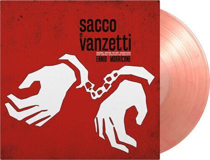 Ennio Morricone (1928-2020) - Sacco E Vanzetti - OST (2020 Reissue, Music On Vinyl, Red Vinyl, LP)