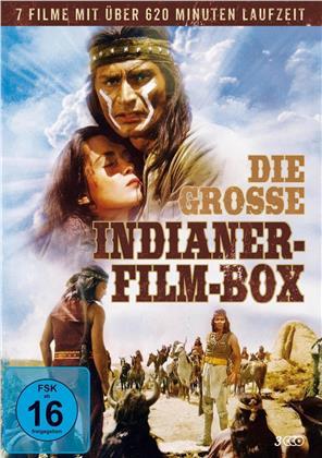 Die grosse Indianer-Film-Box - 7 Filme (3 DVDs)