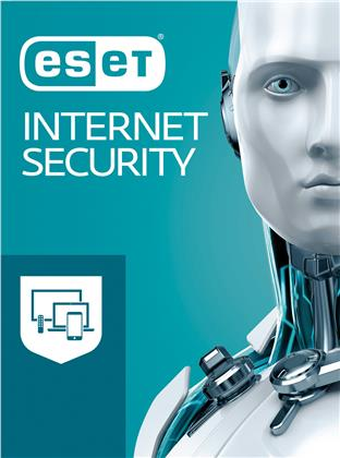 ESET Internet Security 2020 Edition (5 User I 1 Jahr) (PC+Mac) (Code in a Box)