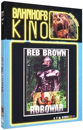 Roboman (1988) (Cover B, Limited Edition, Mediabook, Blu-ray + DVD)