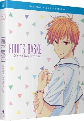 Fruits Basket - Season 2 - Part 1 (2019) (4 Blu-rays)