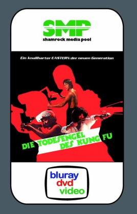 Die Todesengel des Kung Fu (1977) (Grosse Hartbox, Cover A, Limited Edition, Blu-ray + DVD)