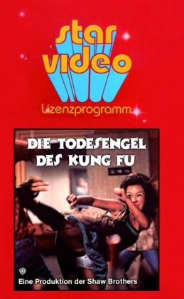 Die Todesengel des Kung Fu (1977) (Grosse Hartbox, Cover D, Limited Edition, Blu-ray + DVD)