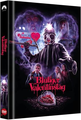 Blutiger Valentinstag (1981) (Cover B, Limited Edition, Mediabook)