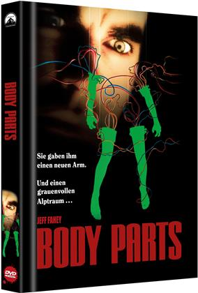 Body Parts (1991) (Cover B, Limited Collector's Edition, Mediabook)