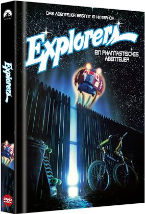 Explorers (1985) (Cover A, Limited Collector's Edition, Mediabook)