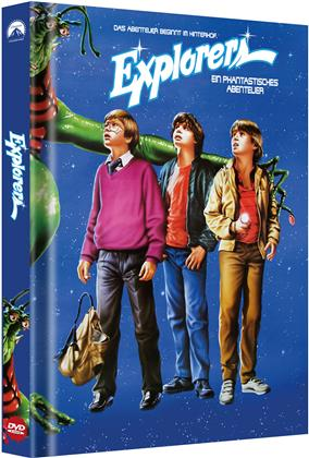 Explorers (1985) (Cover B, Limited Collector's Edition, Mediabook)