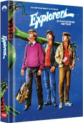 Explorers (1985) (Cover B, Collector's Edition Limitata, Mediabook)