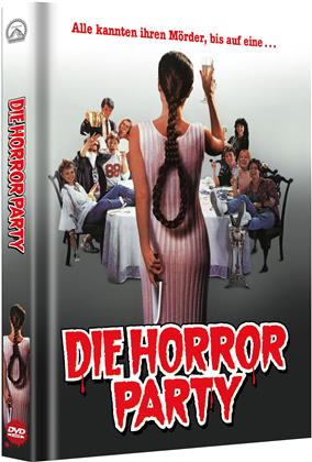 Die Horror Party (1986) (Cover A, Limited Collector's Edition, Mediabook, Uncut)