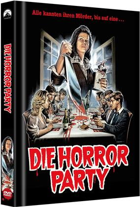 Die Horror Party (1986) (Cover B, Limited Collector's Edition, Mediabook, Uncut)