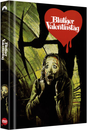 Blutiger Valentinstag (1981) (Cover A, Limited Edition, Mediabook)