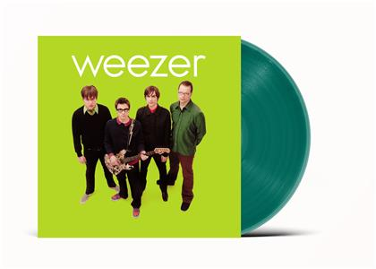Weezer - --- (Green Album) (2020 Reissue, Limited Edition, Colored, LP)