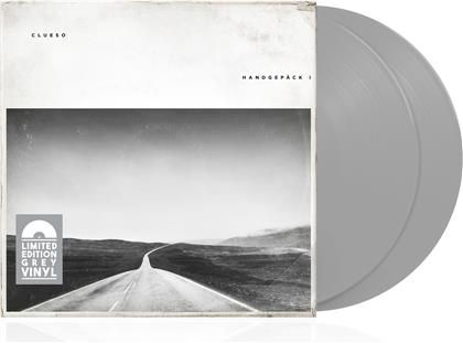 Clueso - Handgepäck I (2020 Reissue, Limited Edition, Grey Vinyl, 2 LPs)