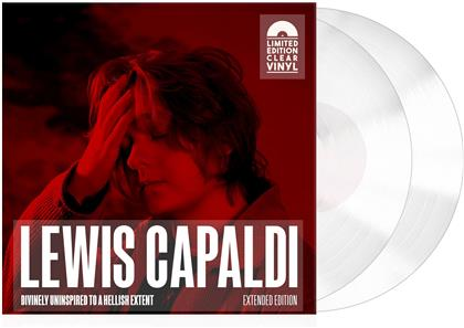 Lewis Capaldi - Divinely Uninspired To A Hellish Extent (2020 Reissue, Limited Edition, Clear Vinyl, 2 LPs)