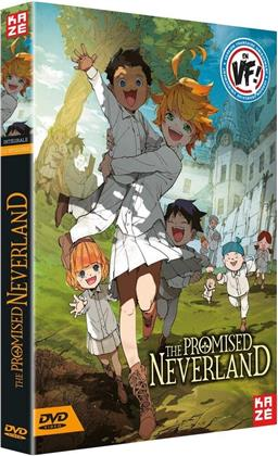 The Promised Neverland - Saison 1 (3 DVD)