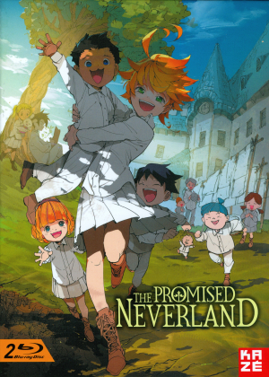 The Promised Neverland - Saison 1 (Schuber, Digibook, 2 Blu-rays)