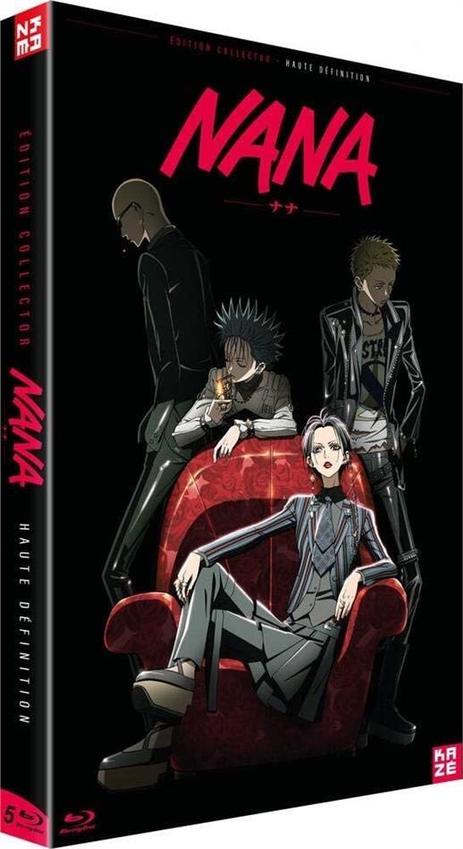 Nana - L'intégrale (Collector's Edition, 5 Blu-ray)
