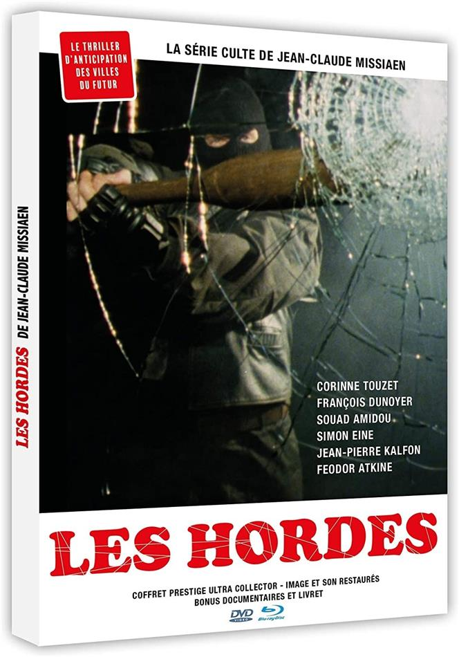 Les Hordes (Collector's Edition, 2 Blu-ray + 2 DVD)