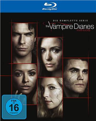 The Vampire Diaries - Die komplette Serie (32 Blu-ray)