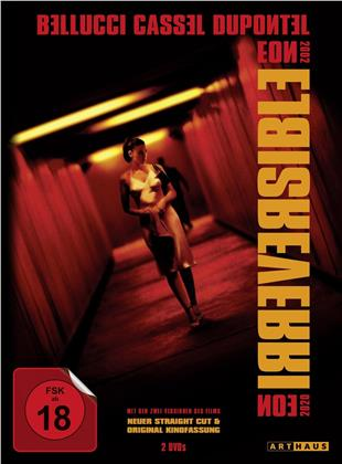 Irreversible (2002) (Straight Cut, Arthaus, Collector's Edition, Kinoversion, 2 DVDs)