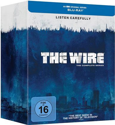 The Wire - Die komplette Serie (20 Blu-ray)