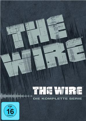The Wire - Die komplette Serie (24 DVD)