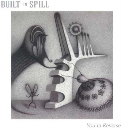 Built To Spill - You In Reverse (Music On Vinyl, Gatefold, Clear Vinyl, LP)