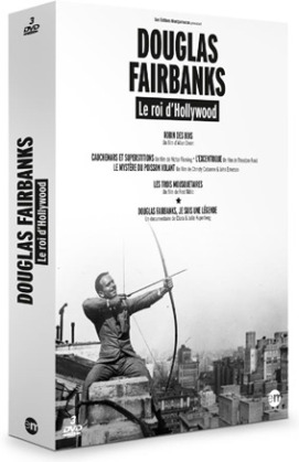 Douglas Fairbanks - Le roi d'Hollywood (3 DVD)
