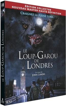 Le loup-garou de Londres (1981) (Nouveau Master Haute Definition)