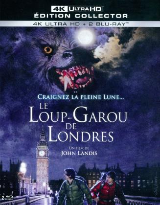 Le loup-garou de Londres (1981) (Nouveau Master Haute Definition, Limited Collector's Edition, 4K Ultra HD + 2 Blu-rays)