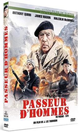 Passeurs d'hommes (1979) (Collection Films de guerre)