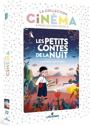 Les petits contes de la nuit (La Collection Cinéma pour les tout-petits)