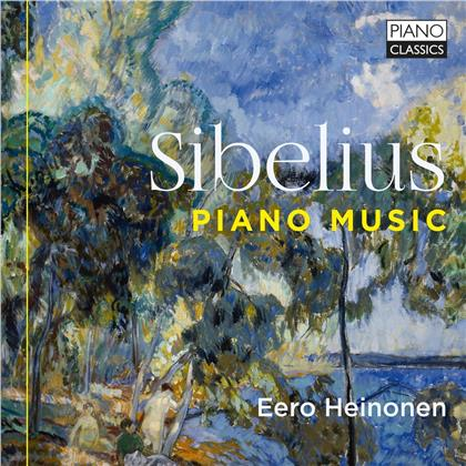 Jean Sibelius (1865-1957) & Eero Heinonen - Piano Music