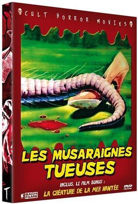 Les musaraignes tueuses / La créature de la mer hantée