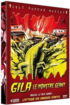 Gila le monstre géant / L'attaque des sangsues géantes