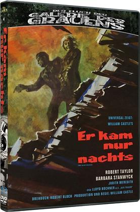 Er kam nur nachts (1964) (Der Fluch der Galerie des Grauens, Blu-ray + DVD)