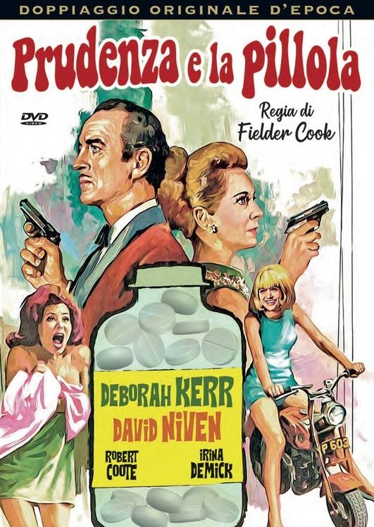 Prudenza e la pillola (1968) (Doppiaggio Originale D'epoca)