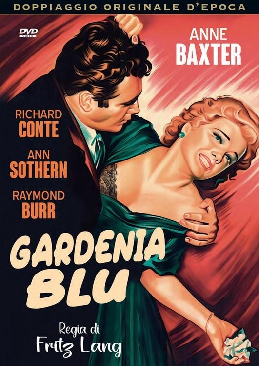 Gardenia Blu (1953) (Doppiaggio Originale D'epoca, s/w)