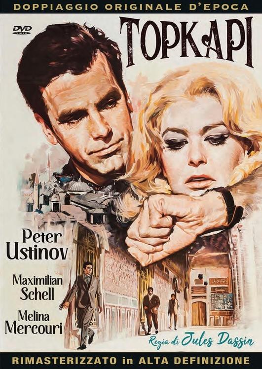 Topkapi (1964) (Doppiaggio Originale D'epoca, HD-Remastered)