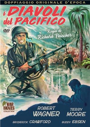 I diavoli del Pacifico (1956) (War Movies Collection, Doppiaggio Originale D'epoca)
