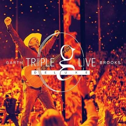 Garth Brooks - Triple Live Deluxe