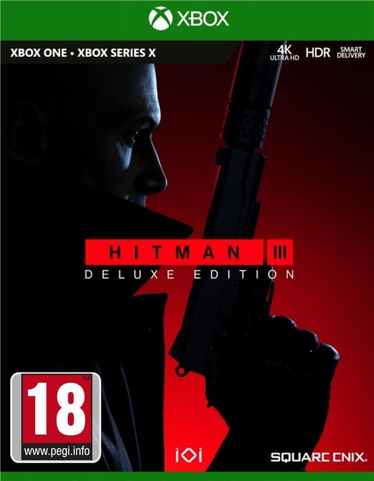 Hitman 3 - Deluxe Edition [XONE/XSX] (Édition Deluxe)