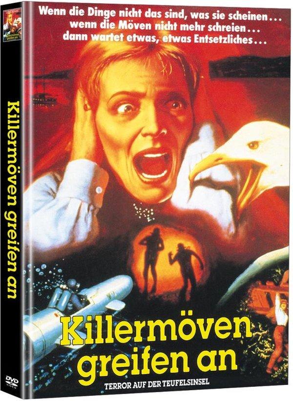 Killermöven greifen an - Mini-Serie (1981) (Super Spooky Stories, Limited Edition, Mediabook, 2 DVDs)