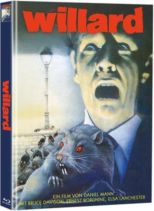 Willard (1971) (Super Spooky Stories, Limited Edition, Mediabook, Blu-ray + DVD)